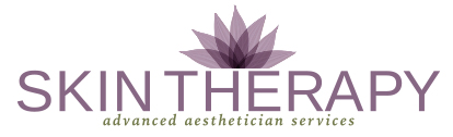 Skin Therapy  Logo, branding, sales materials