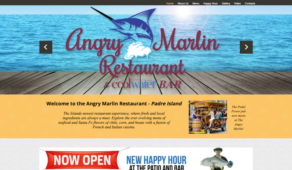 The Angry Marlin Restaurant