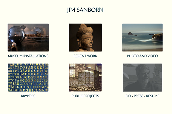 Jim Sanborn