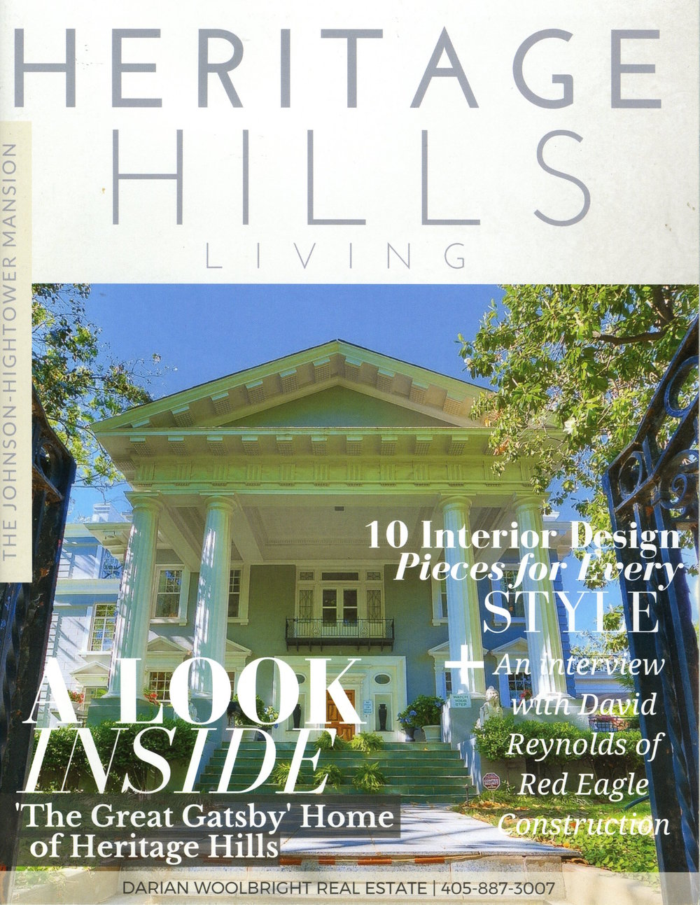 Heritage Hills Living Book