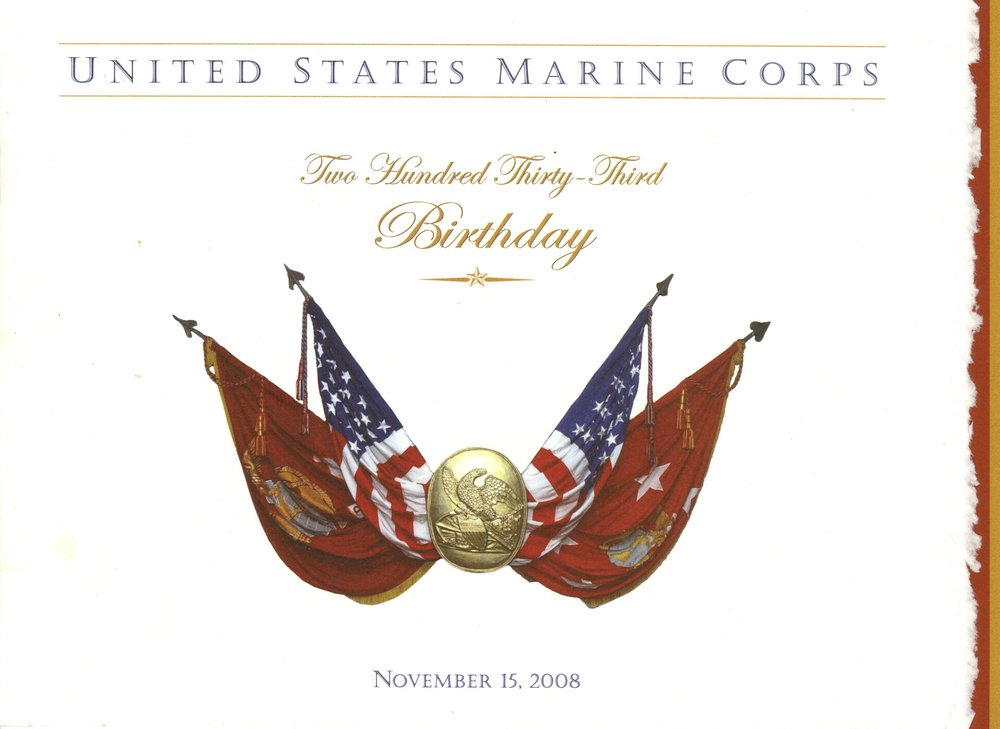 United States Marine Corps 223rd Birthday
