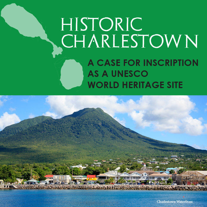 Nevis and St Kitts Charlestown UNESCO World Heritage Site