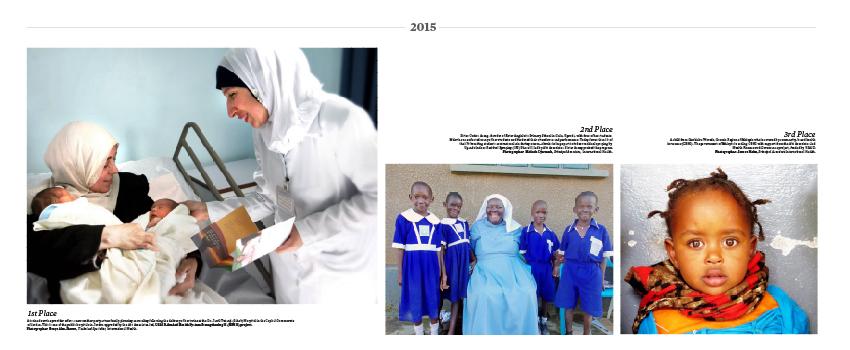Abt Associates World Photo Contest Displays 2015