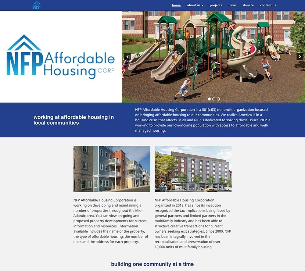 NFP Affordable Housing Corp