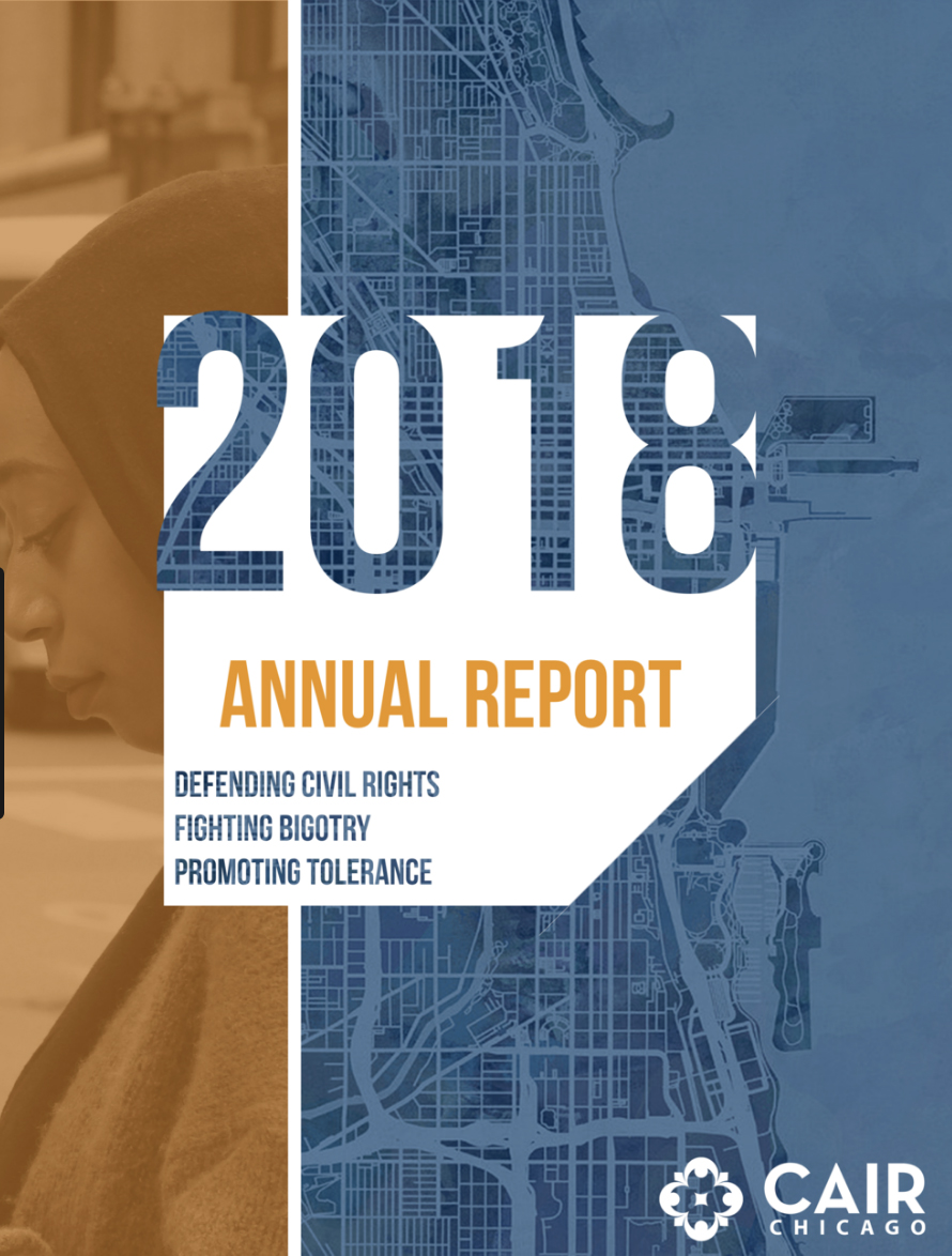 Defending Civil Rights Annual Report 2018