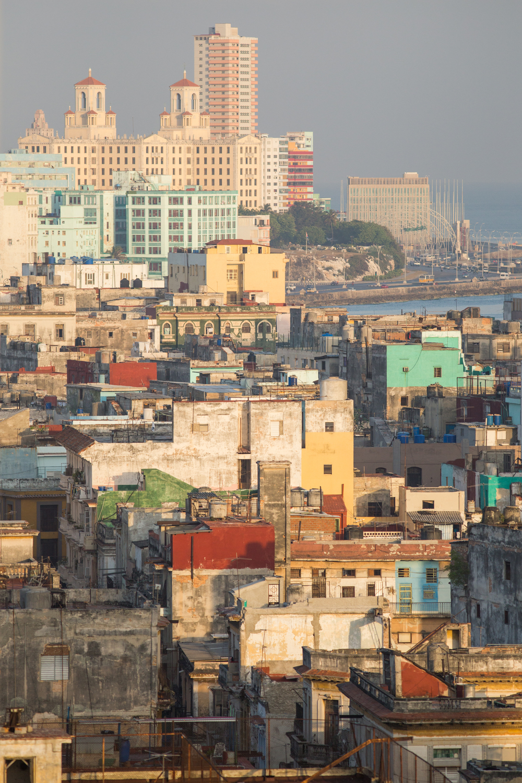 Close up views of Havana, Cuba