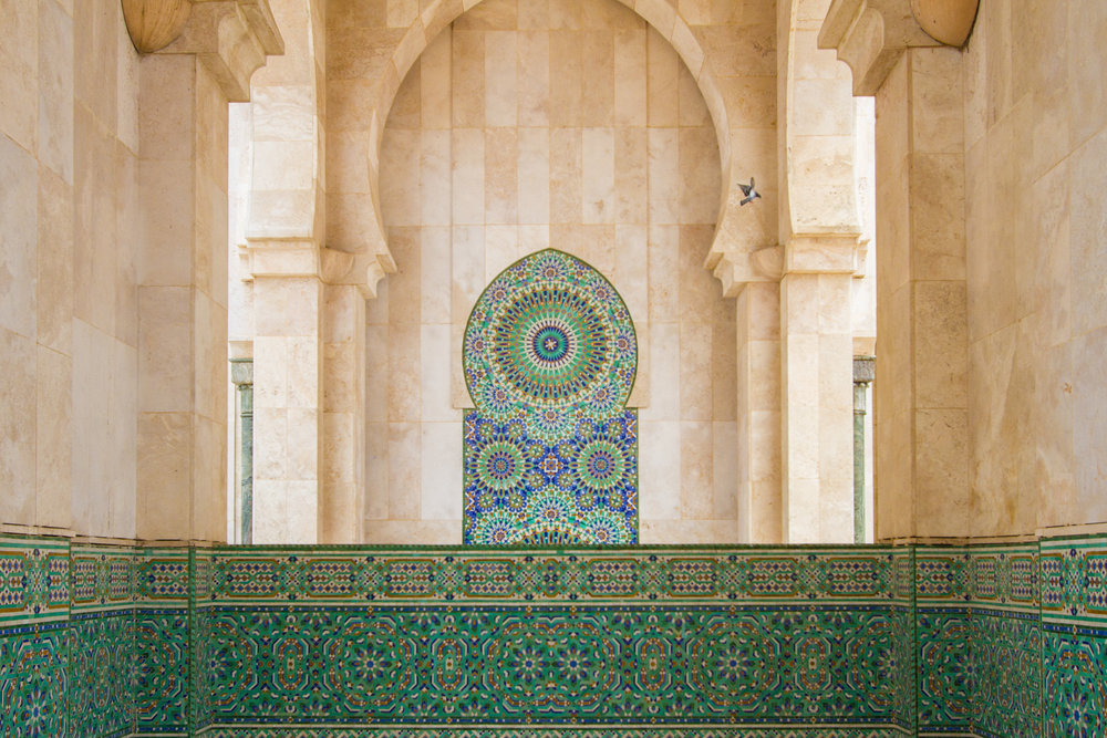 Photographing Morocco -