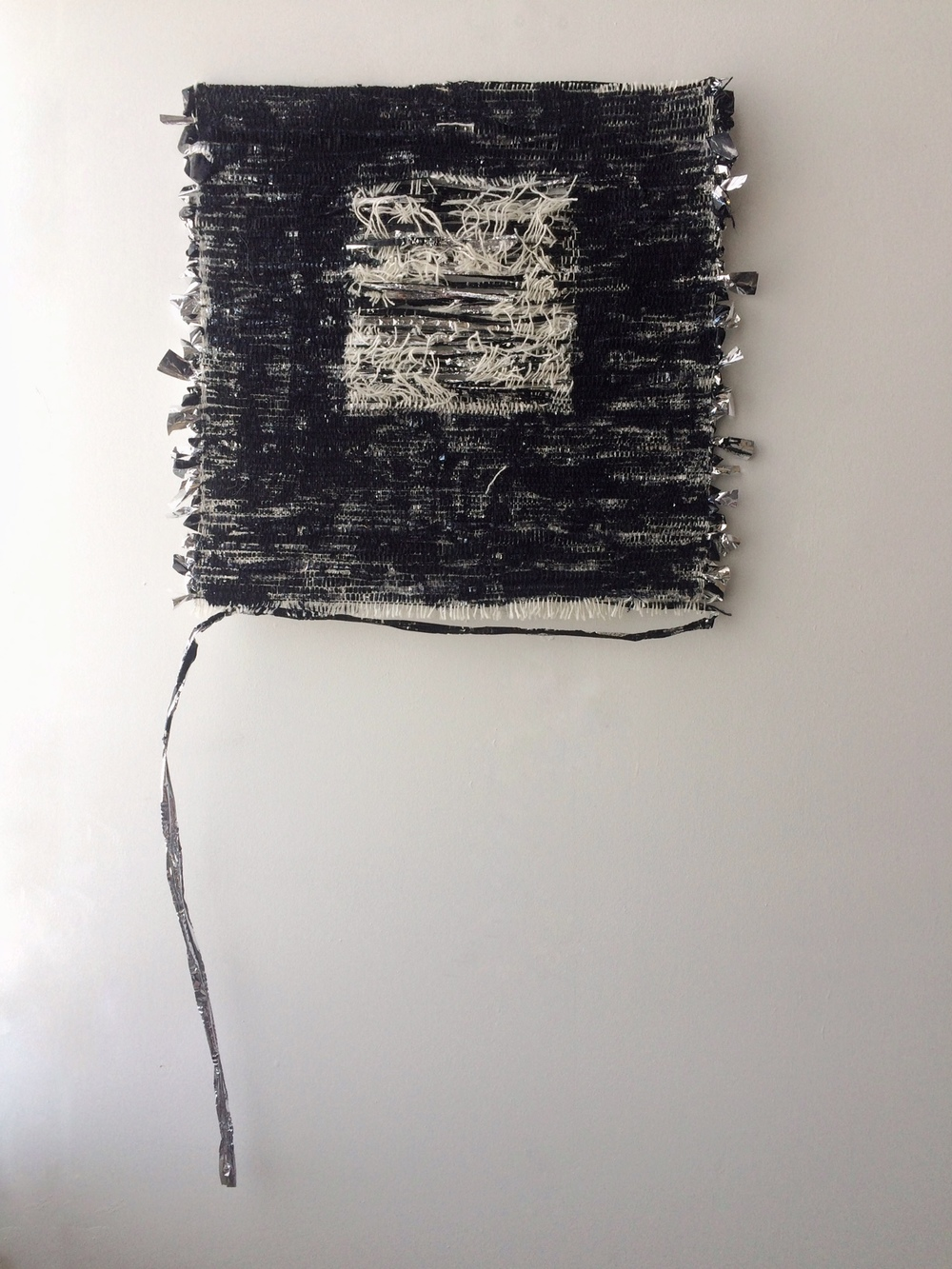 Emergency Blanket I, 2016