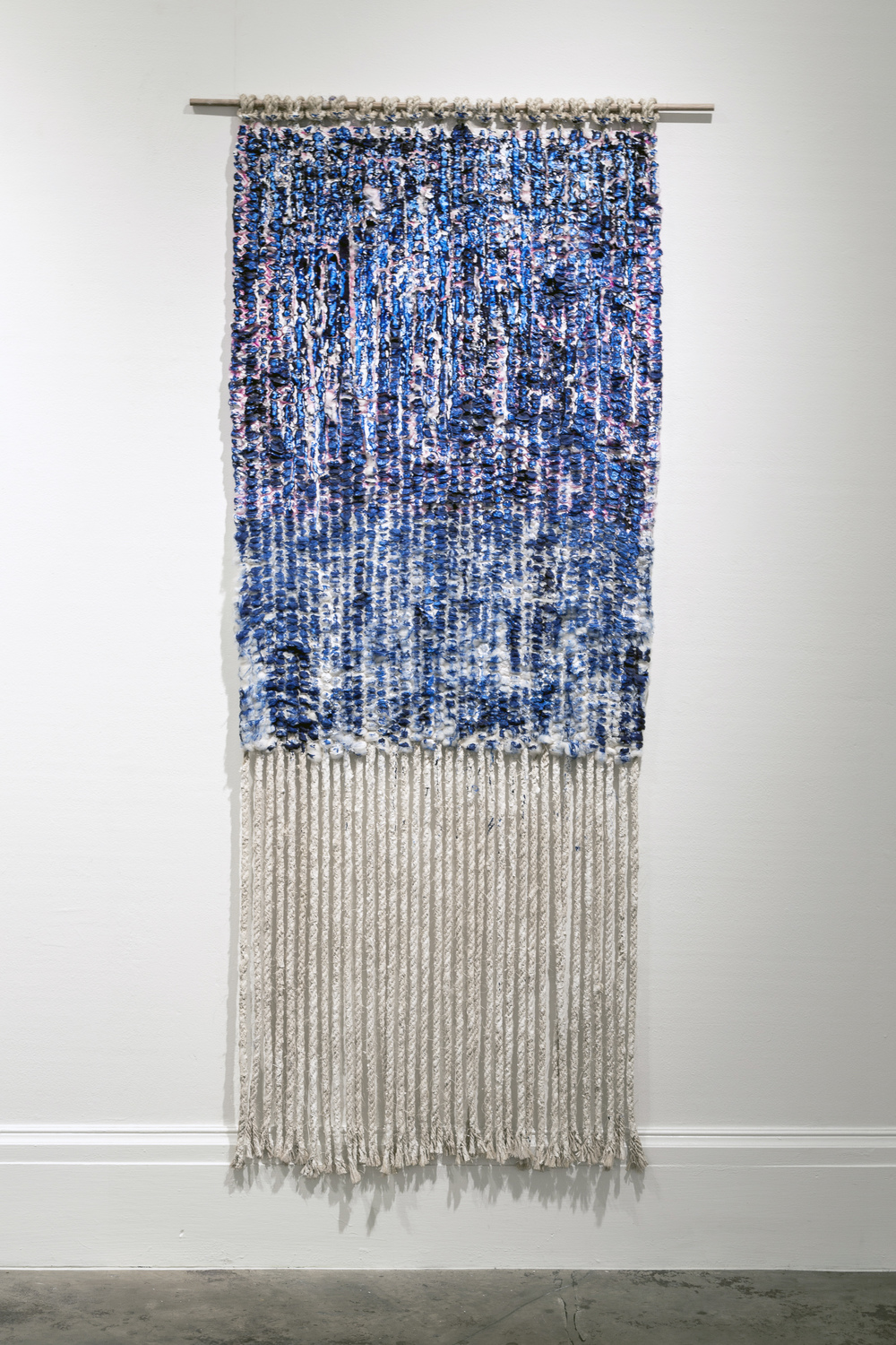 Painted Weaving, 2014