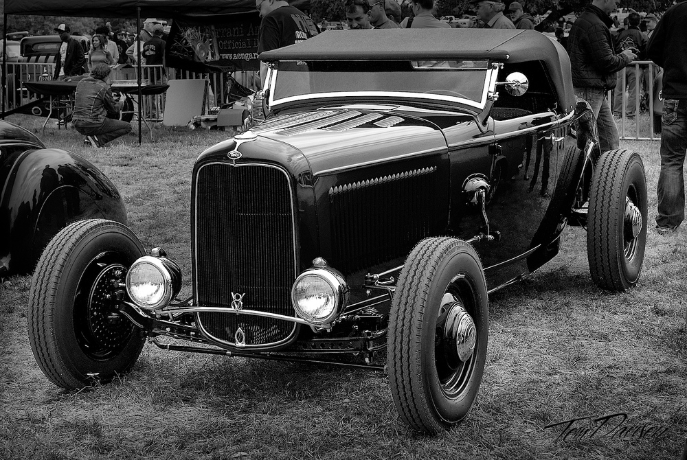 The Rodder's Journal #35 Winter 2007 1932 Ford Roadster
