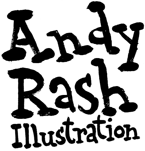 Andy Rash Illustration