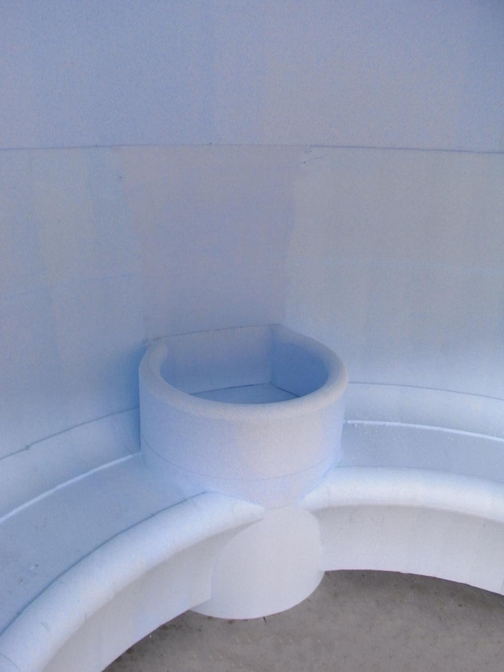 Esempio di Fontana per Bagno Turco //Example of Turkish Bath Fountain