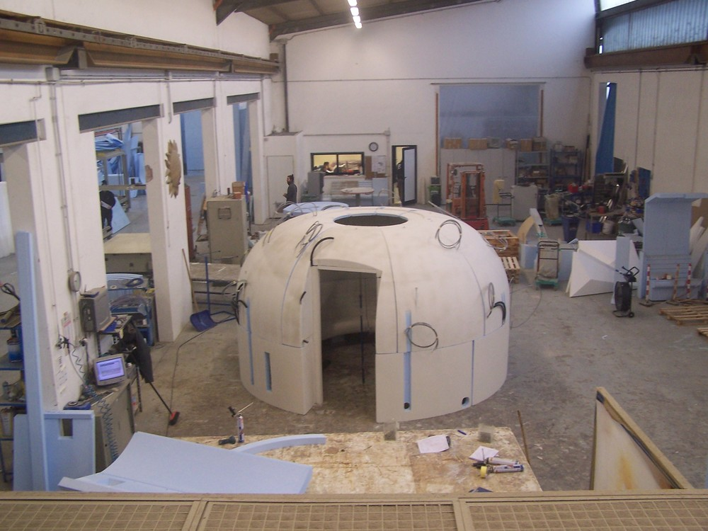 Reparto Produzione Preformati Italia //Preformati Italia Production