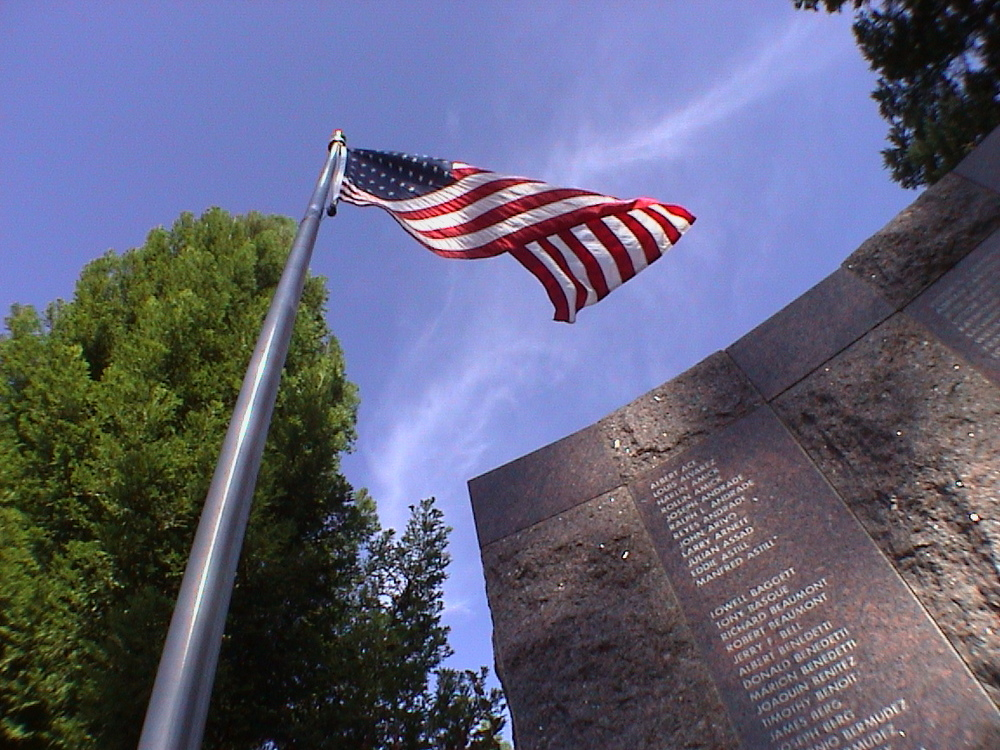 Memorial ceremonies are held at the monument annually.