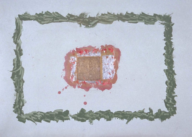 II, c. 1983, mixed media, 22x30.jpg