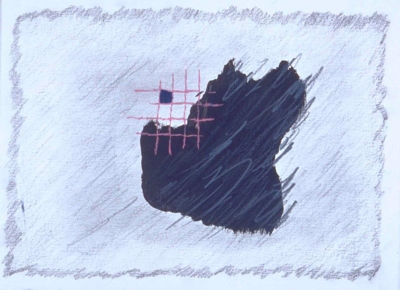 VII, c. 1987, mixed media, 11x15.jpg