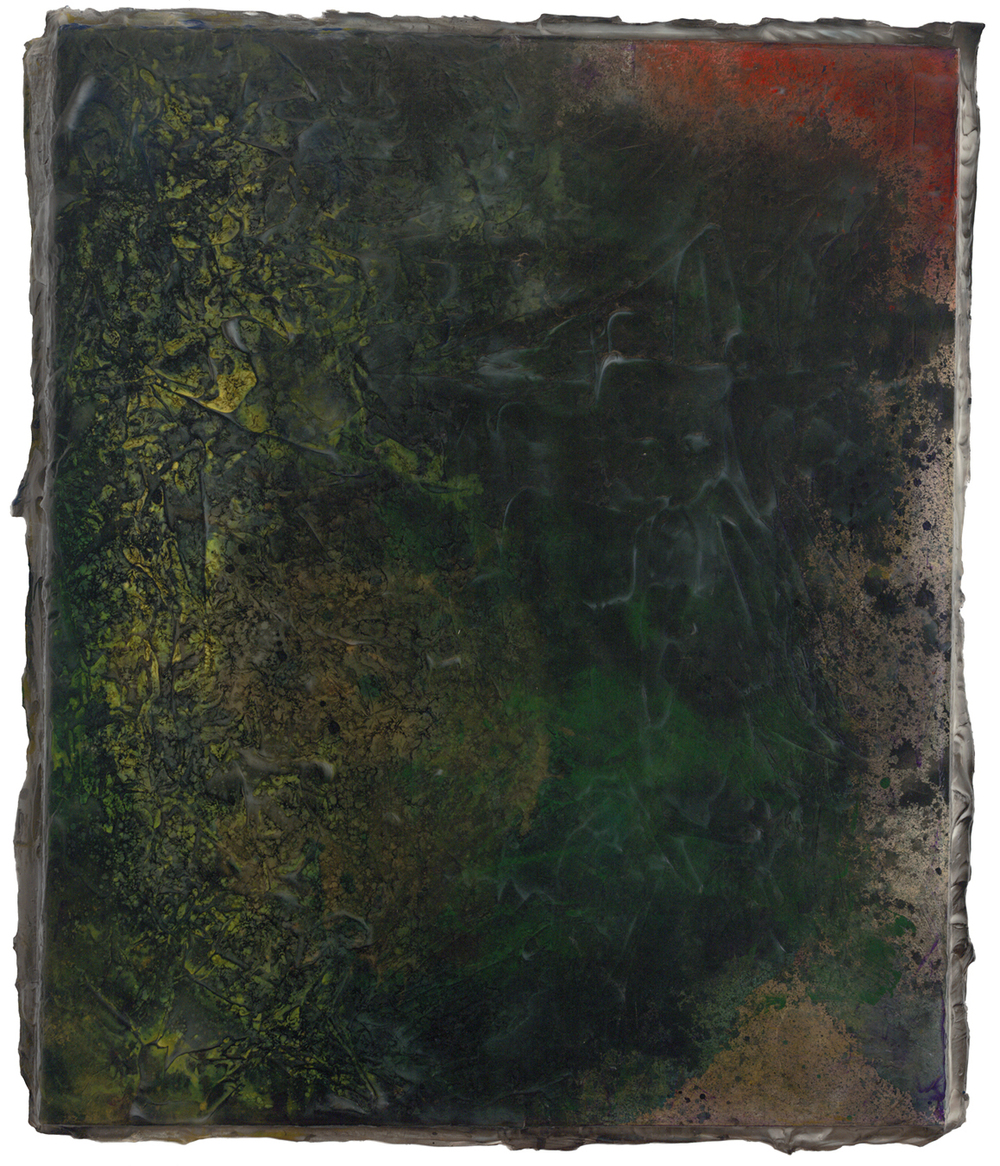 "Untitled, 84"" x 100"", 2011"