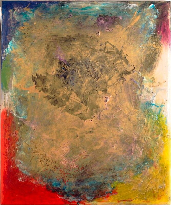 "Untitled, 48"" x 60"", Feb 2010"