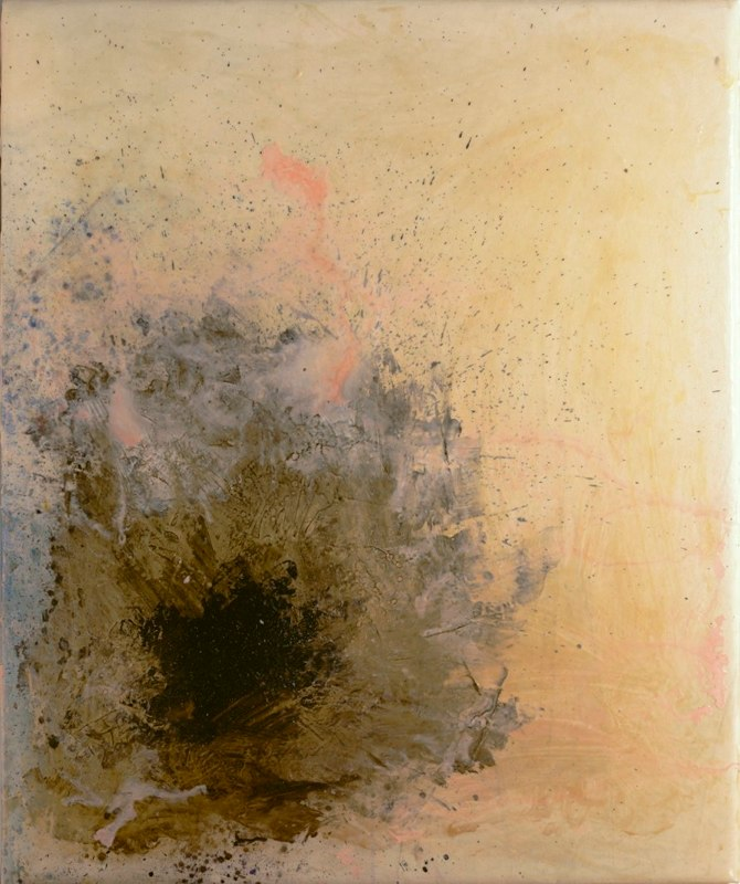 "Untitled, 48"" x 60"", Feb 2010"
