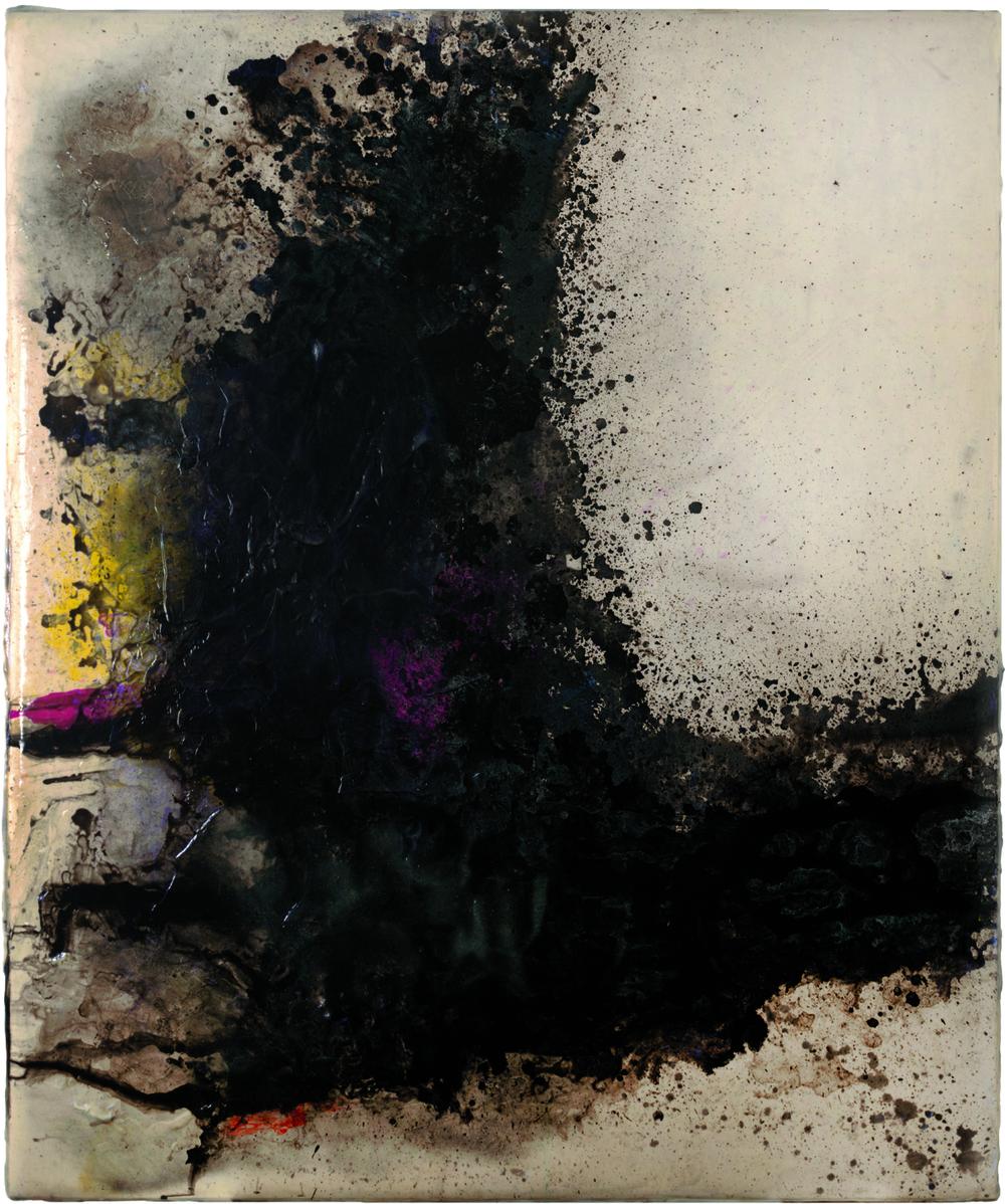 "Untitled, 48"" x 60"", November 2010"