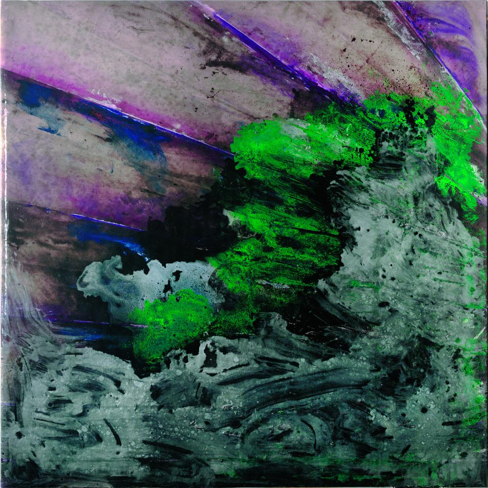 "Untitled, 48"" x 48"", November 2010"