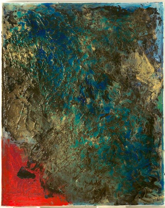 "Untitled, 48"" x 60"", September 2007"