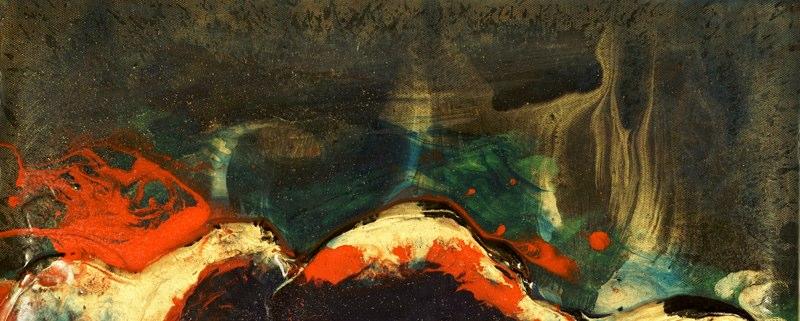 "Untitled, 24"" x 60"", 2006"
