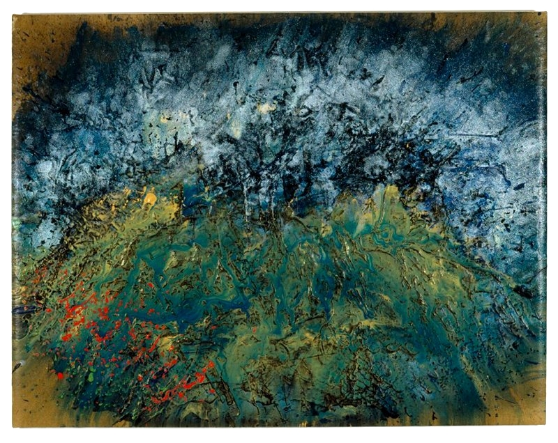 "Untitled, 48"" x 60"", 2005"