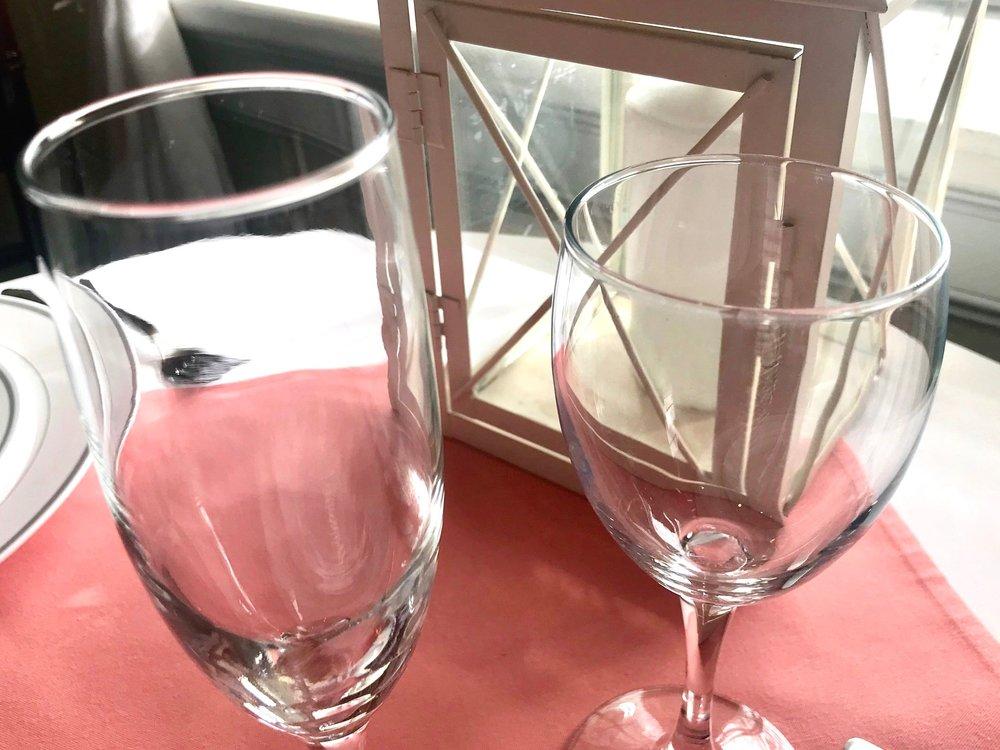 Glass Glassware