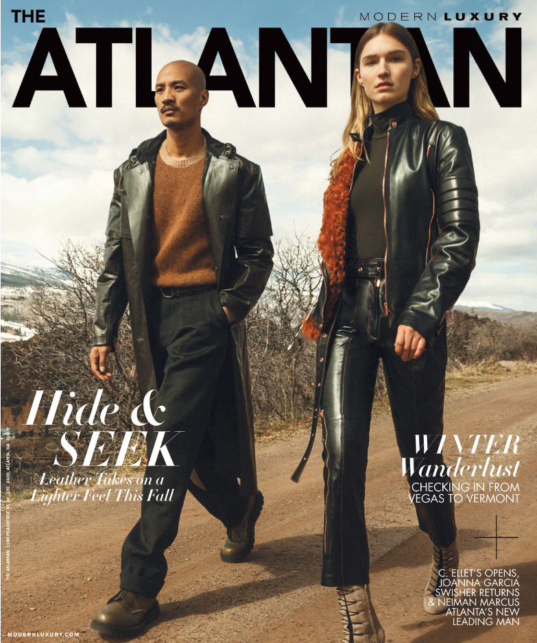 Atlantan Modern Luxury - Oct.