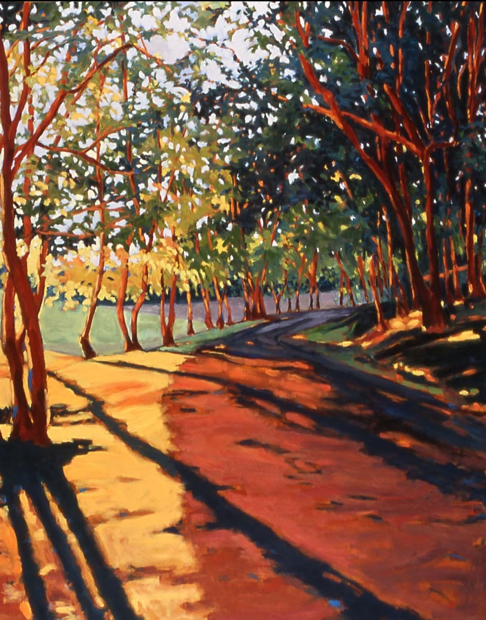 """Through the Trees"" - SOLD"