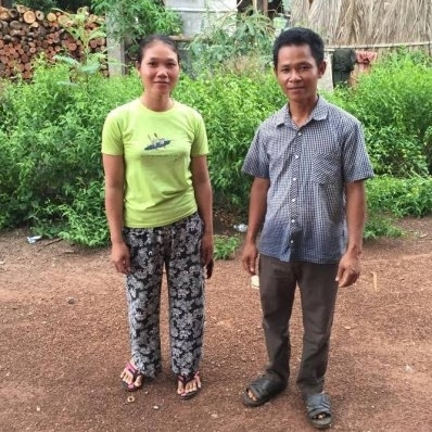 Cambodia: A portion of Mol's Group's $250 loan helps a member to buy fertilizers for her agribusiness.