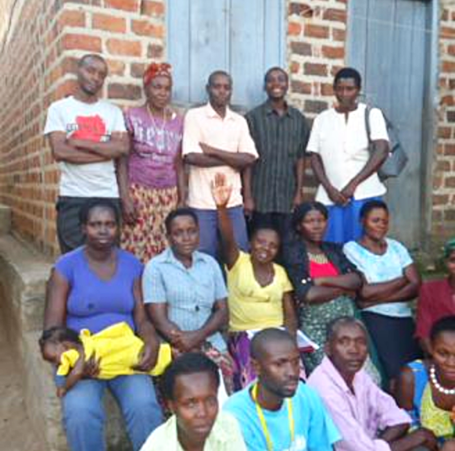 Uganda:A loan of $900 helped a member of the Nikisoboka Group buy salt and sugar for reselling.
