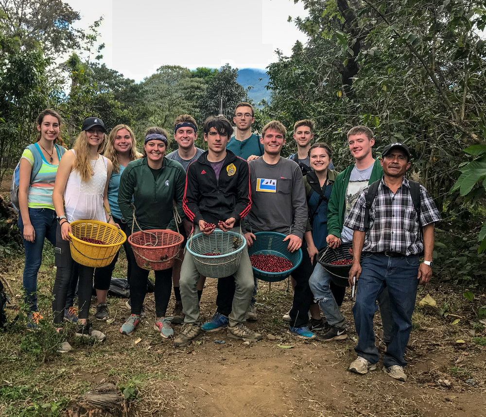 From East Lansing to Guatemala: SGDF Sees Impact in Real-Time    At the end of 2017, ten SGDF students and two SGDF Board of Directors Members traveled to Guatemala to engage with our field partner and past loan recipients. This was a first for the organization and the experience of a lifetime. Read more about it  here .