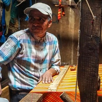 Nahula Weaving Cooperative:    A loan of $625 helps the cooperative put new proprietary designs on the market