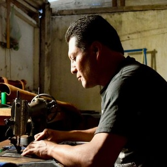 Sergio:  A loan of $1,000 helps Sergio invest in inventory to create new, innovative leather goods.