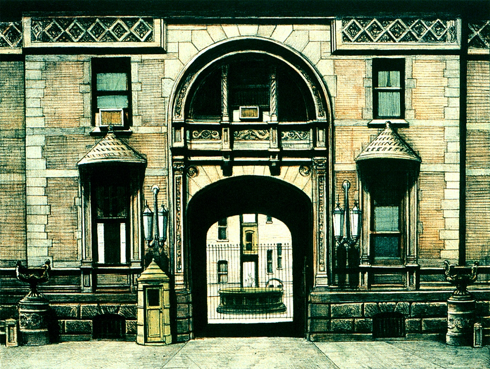 Dakota Entrance (1974)