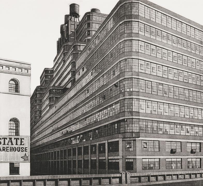 Starrett Lehigh Building (1975)