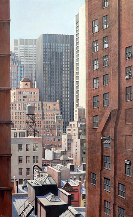 View South from 57th Street (2002)