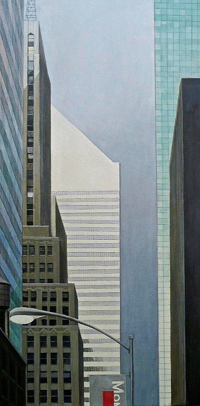 City Corp, 53rd Street View (2012)