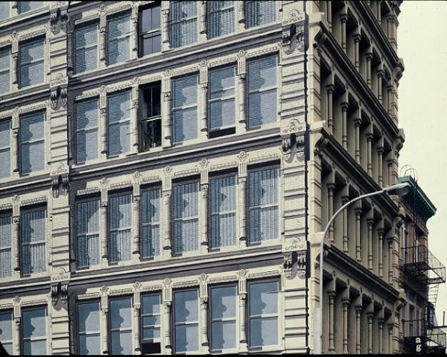 112 Prince Street, 1980 (Photo: Peter Mauss)