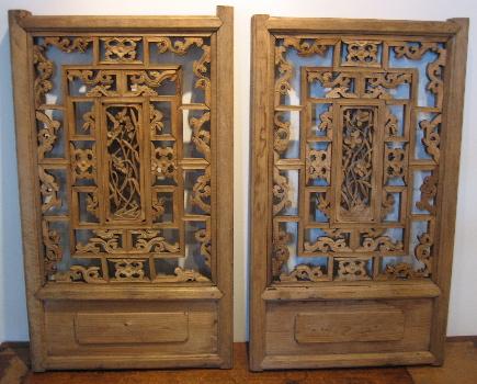Carved Wooden Lattice Panels - Carved Wooden Lattice Panels €� Graber Found