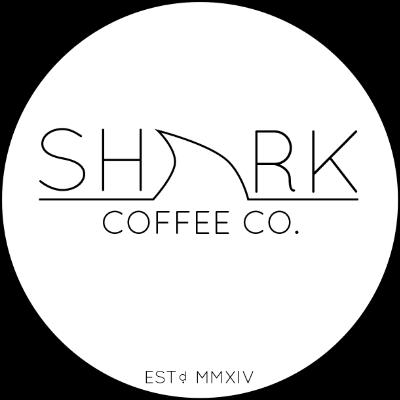 Shark Coffee Co. Label