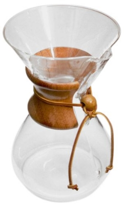 The Classic, 8-cup Chemex Coffee Maker