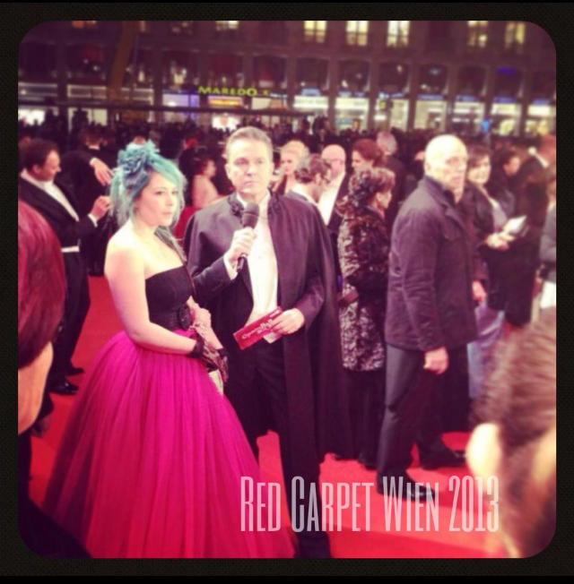 Red Carpet Wien Opernaball 2012
