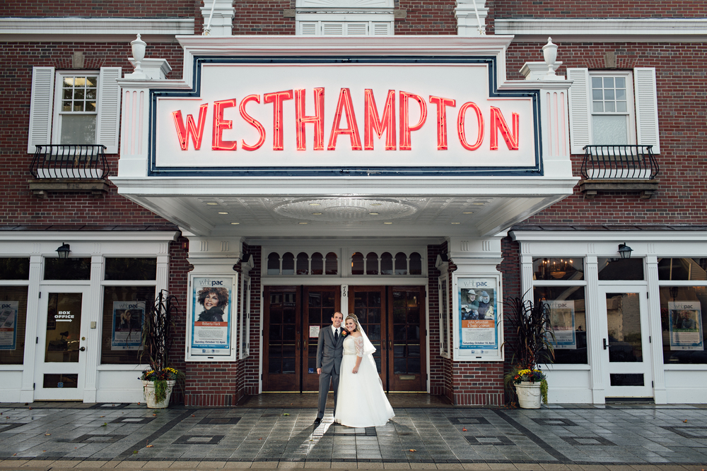 westhampton wedding photos