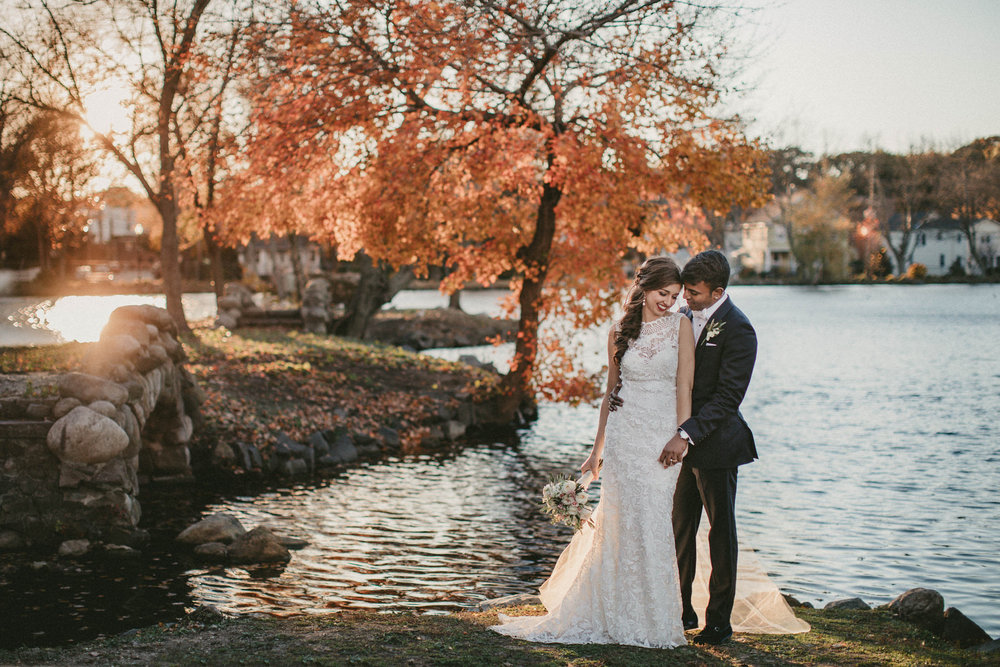 Huntington Wedding Photographer