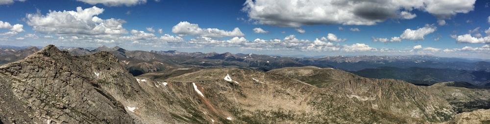 Mount Evans, Colorado.