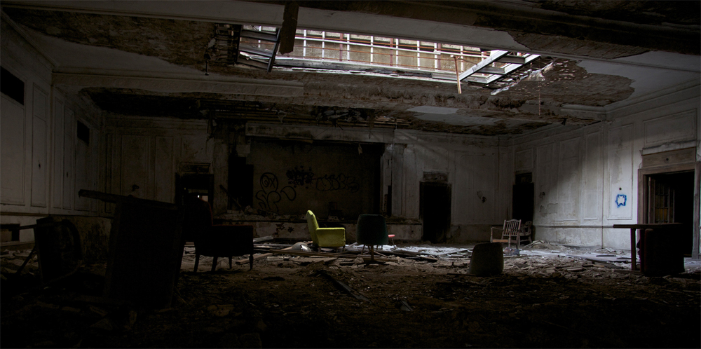 American Hotel, Detroit, MI