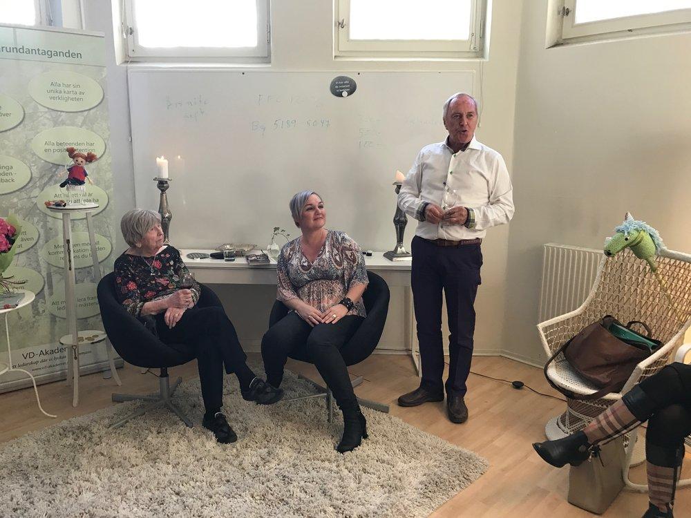 "Per Ahlqvist presenterar ""Bojan""."